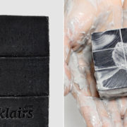 Gentle Black Sugar Charcoal Soap