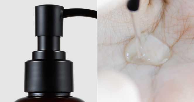Gentle Black Deep Cleansing Oil