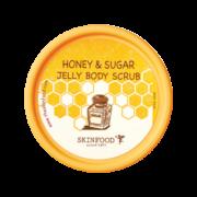 Honey & Sugar Jelly Body Scrub