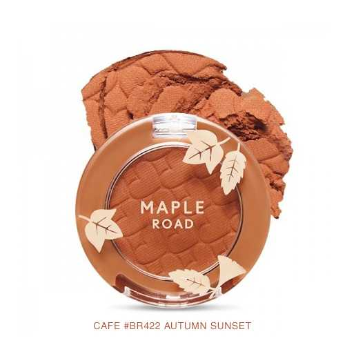 Cafe #BR422 Autumn Sunset