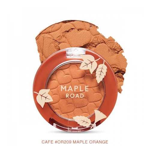 Cafe #OR209 Maple Orange