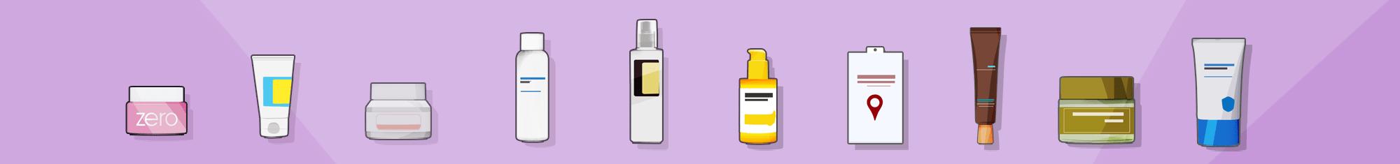 Product Illustration on a purple BG