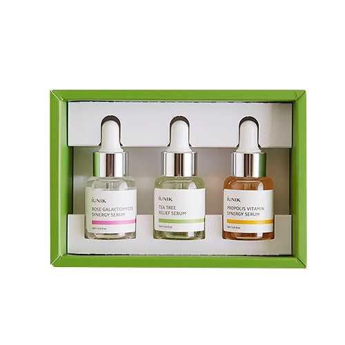 iunik daily serum trial kit